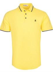 Жёлтое поло 100% хлопок RETTEX 3925-12