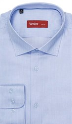 Рубашка 100% хлопок VESTER 13841-01sp-21