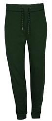 Тренировочные черные штаны на резинке BROSTEM MJ1A1-49