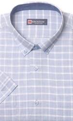 Летняя рубашка лен с хлопком BROSTEM 1SBR026-5