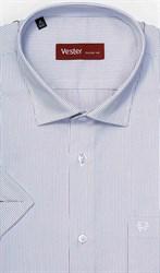 Большая сорочка короткий рукав VESTER 39815F-22