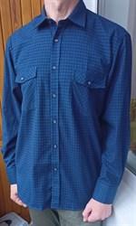 Байковая рубашка 100% хлопок BROSTEM 8LBR47-4
