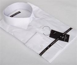 Сорочка белая BARKLAND 1155 BSF приталенная