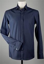 Сорочка VESTER 87016S-08(н) приталенная хлопок 100 %