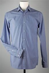 Сорочка мужская VESTER 91718W-02н приталенная