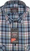 Большая фланелевая рубашка BROSTEM KA16010Ag