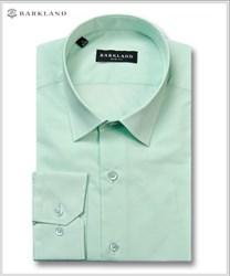 Мужская рубашка 1201н BSF BARKLAND полуприталенная