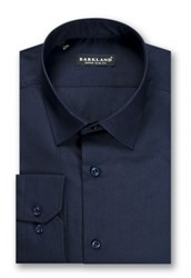 Мужская рубашка 1206 BSSF BARKLAND приталенная
