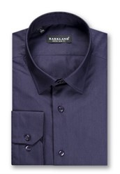 Мужская рубашка 1207 BSSF BARKLAND приталенная