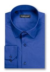 Мужская рубашка 1208 BSSF BARKLAND приталенная