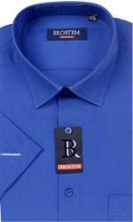 Мужская рубашка с коротким рукавом BROSTEM CVC10s