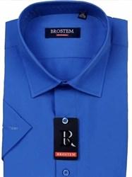 Прямая рубашка с коротким рукавом BROSTEM CVC41s