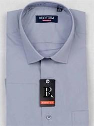 Большая рубашка с коротким рукавом BROSTEM CVC72sg