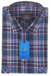 Рубашка р.М мужская из хлопка SH661s Brostem
