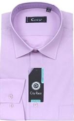 Мужская сорочка приталенная BROSTEM CITY RACE 906-p-Bros