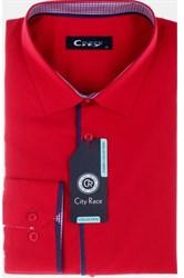 Мужская сорочка приталенная BROSTEM CITY RACE 913-130 Z-p-Bros