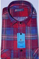 Фланелевая рубашка F104