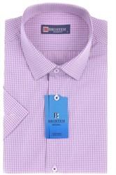 Большая 47(5XL) рубашка короткий рукав BROSTEM 8SG027-1sg