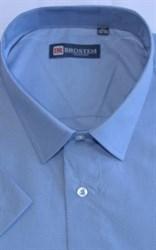 Большая мужская рубашка с коротким рукавом 8SG35-2sg