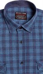 Большая фланелевая рубашка BROSTEM 8LG42+1g