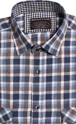 Большая фланелевая рубашка BROSTEM 8LG49+2g
