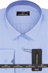 Рубашка в мелкую клетку BUR 417-2
