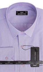 Мужская сорочка полуприталенная 6088-18