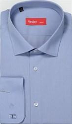 На высоких сорочка VESTER 688142-06 приталенная