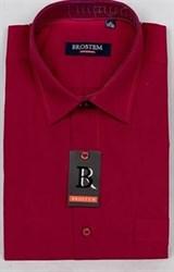 Офисная большая рубашка CVC3g  BROSTEM
