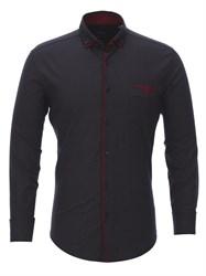 Полуприталенная рубашка Bawer RZ2112001-02